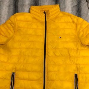 Packable Tommy Hilfiger jacket